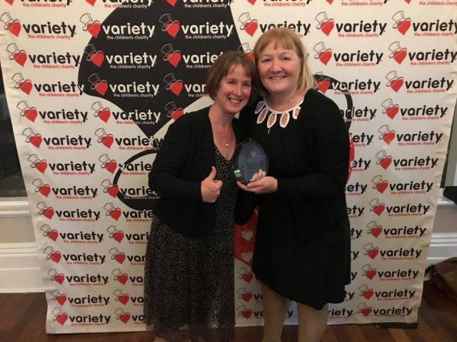 Variety Award Moira